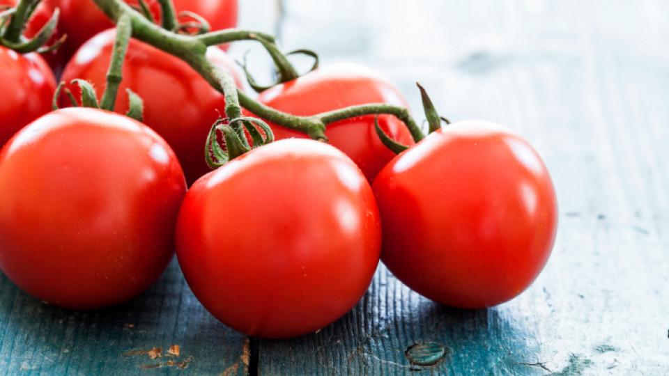 Таратор с домати!