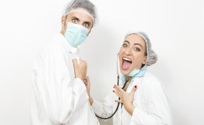 Следващата най-вероятна причина за смърт в САЩ са лекарските грешки - рискът за фатален изход при тях е около 1 към 20.