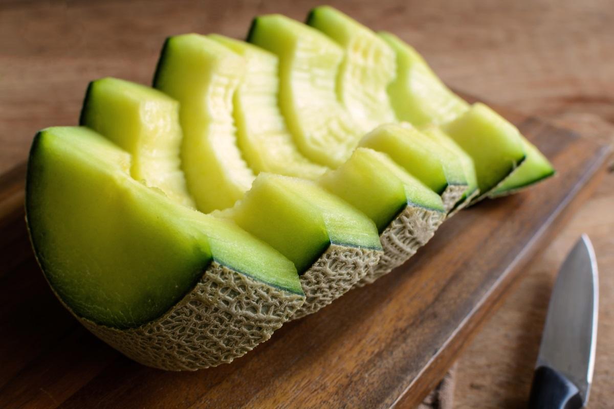 Пъпеш - всеки плод е добро попълнение към закуската, пъпешът не прави изключение. Той е източник на витамините С и А, които са важни елементи за гладка и красива кожа.