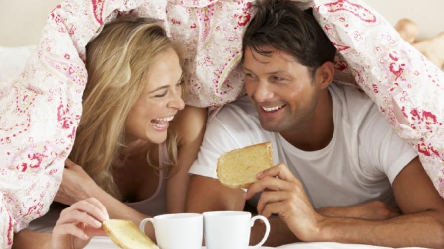 3 бързи идеи за съботна закуска в леглото