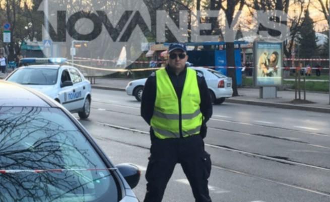 Два взрива насред София заради изоставен багаж
