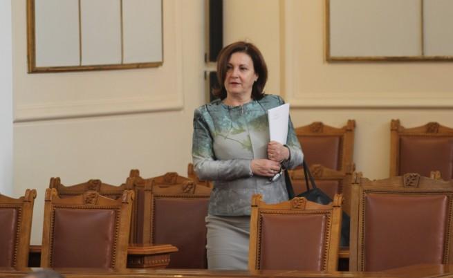 """Бъчварова: Молитвеният дом в """"Люлин"""" не е заплаха"""