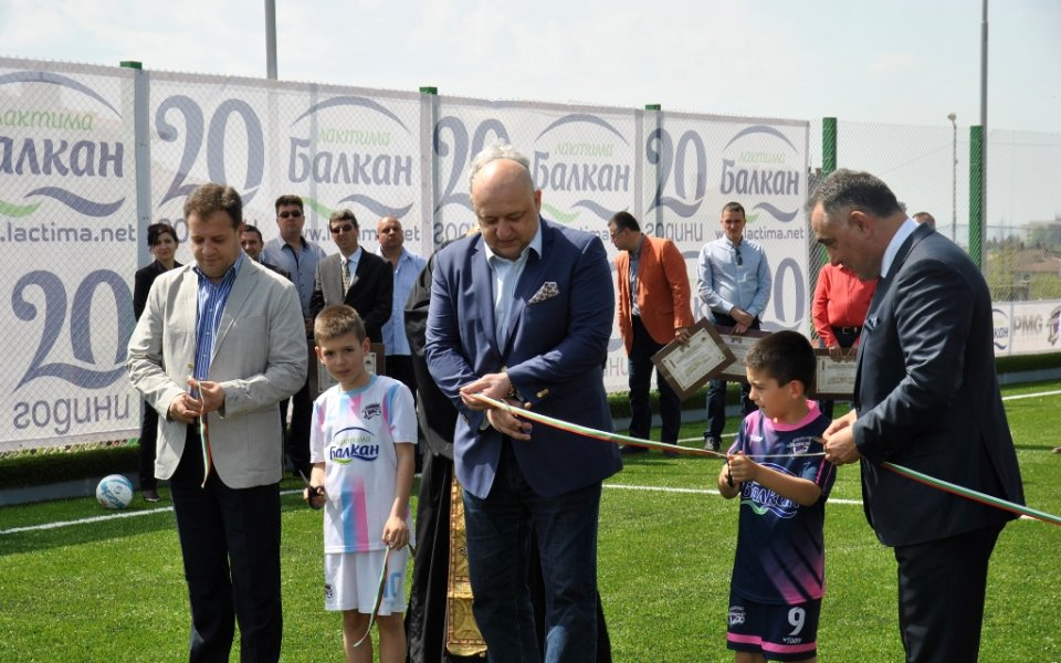 Министерството на спорта с мащабен план за развитие на футбола