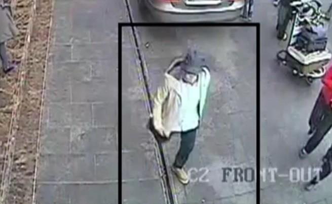 Нови, по-ясни кадри на атентатора от Брюксел