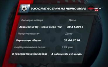 Ще победи ли Черно море след 132 дни суша?