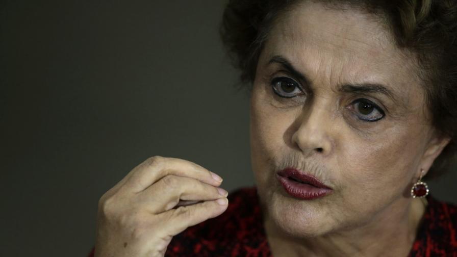 Дилма Русеф на едно гласуване от импийчмънт
