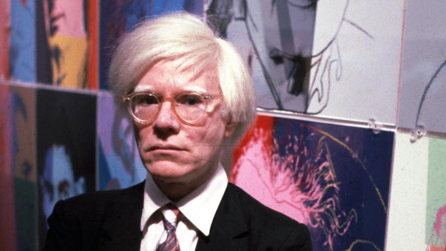 Кражба на картини на Анди Уорхол за 500 000 долара