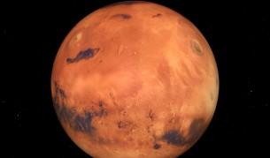 На Марс вероятно има и вулкани от кал - Технологии   Vesti.bg