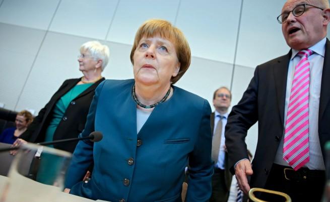 Меркел падна в капана на Ердоган