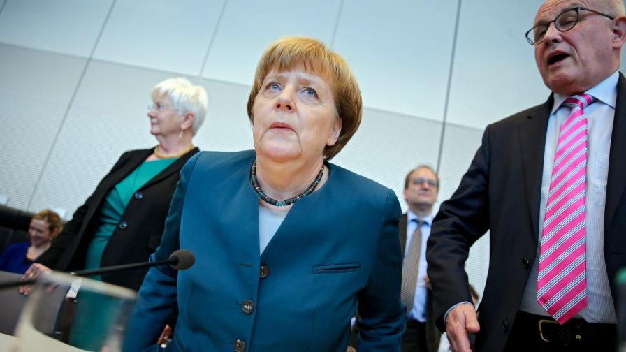 Меркел най-после проговори за Мюнхен