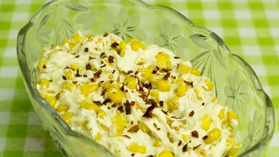 Как да приготвим пикантна царевица