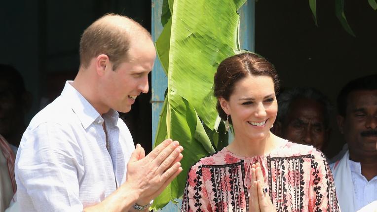 Бебето на Кейт и Уилям май ще е момче, принцът се издаде
