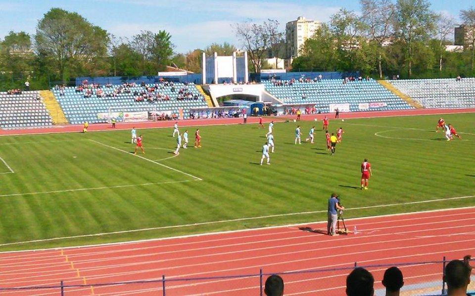 Дунав постигна успех срещу Банско