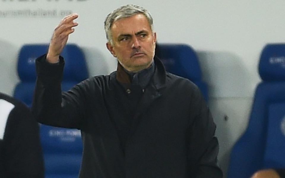 Моуриньо в трескаво очакване за подпис с Юнайтед
