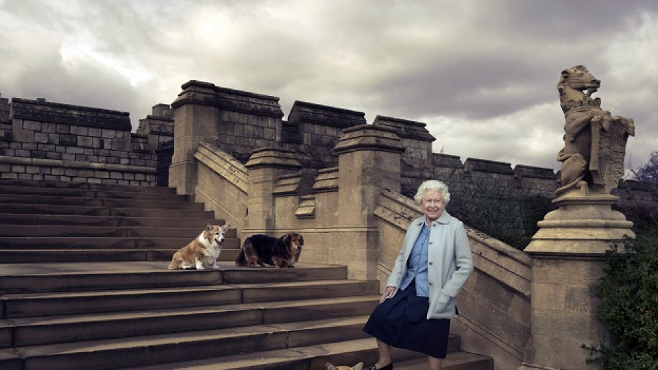 Да снимаш кралицата, а после да я нагрубиш
