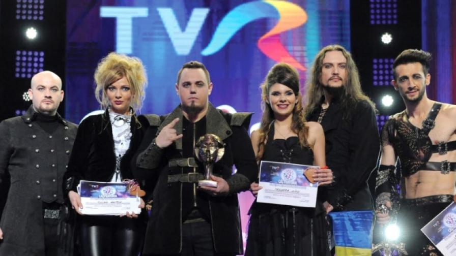 Изключиха Румъния от Евровизия