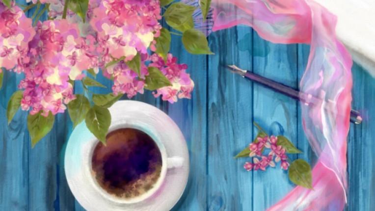 люляк кафе романтика
