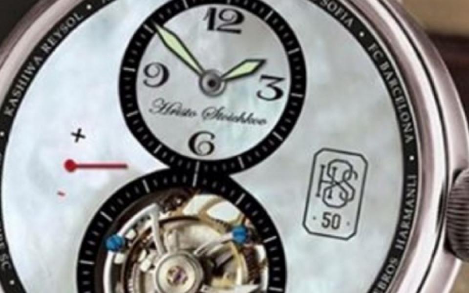 Ница взе мерки срещу крадеца на часовник