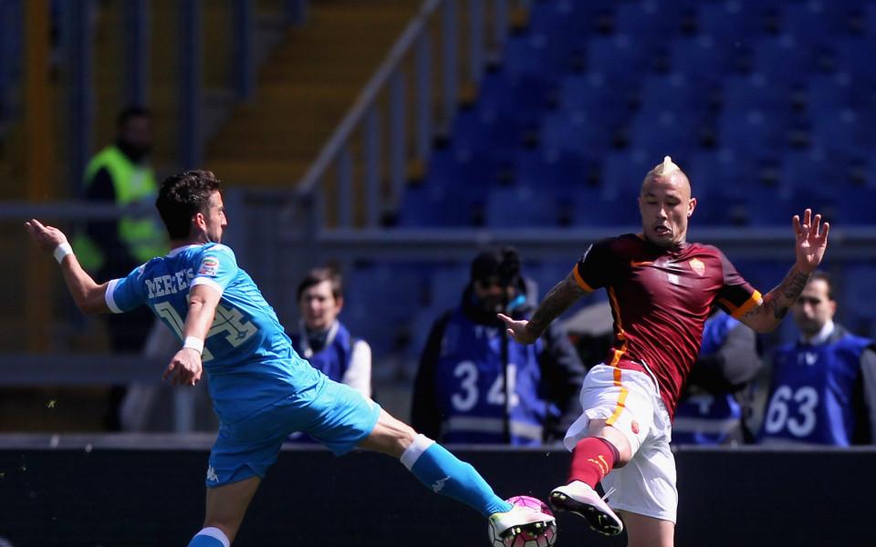 Рома короняса Юве като шампион на Италия
