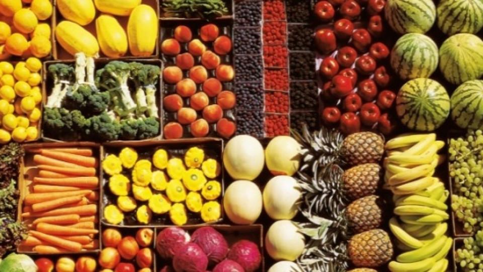 Плодове от типа на лимоните, бананите, ананаса и ябълките понижават киселинността на стомашния сок