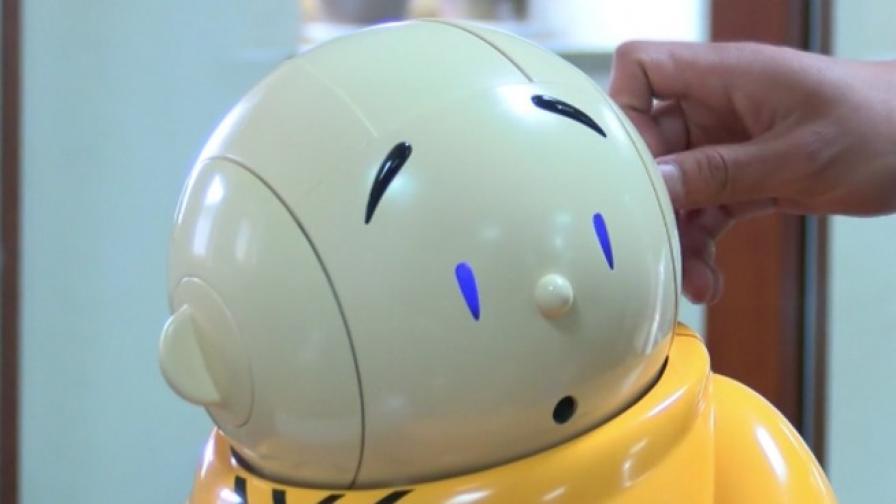 Будисткият монах робот