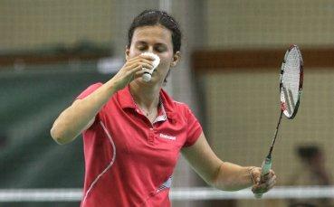Линда Зечири завърши трета на турнир в Милано