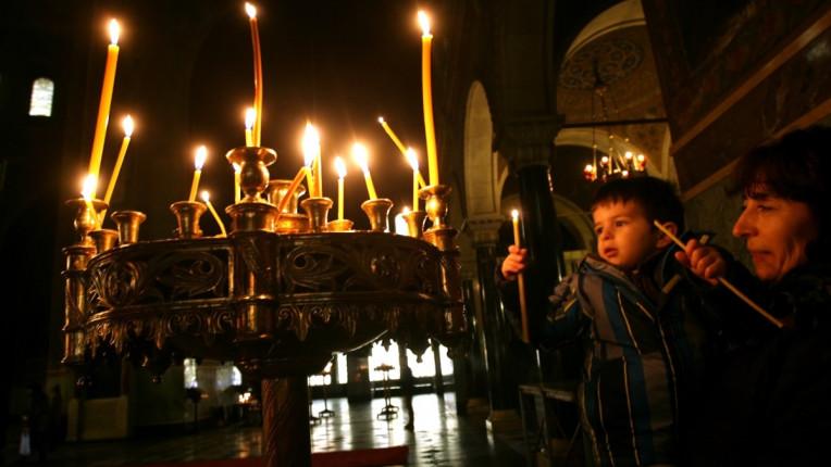 храм свещ църква