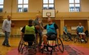 Триадица приема втория кръг от държавното  по баскетбол на колички