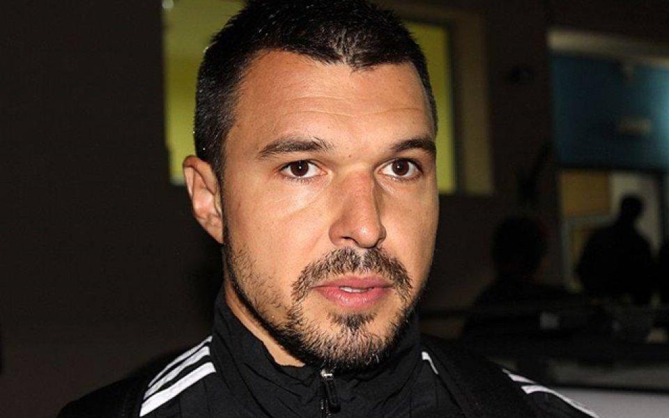 Божинов: Мечтая да играя срещу Левски в Лига Европа