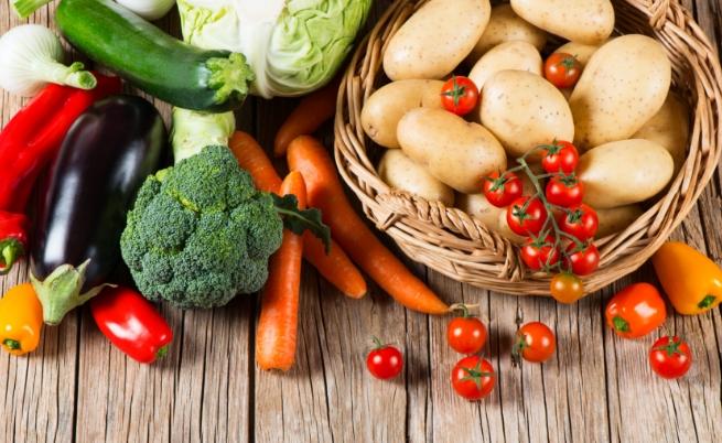Най-полезните зеленчуци през пролетта