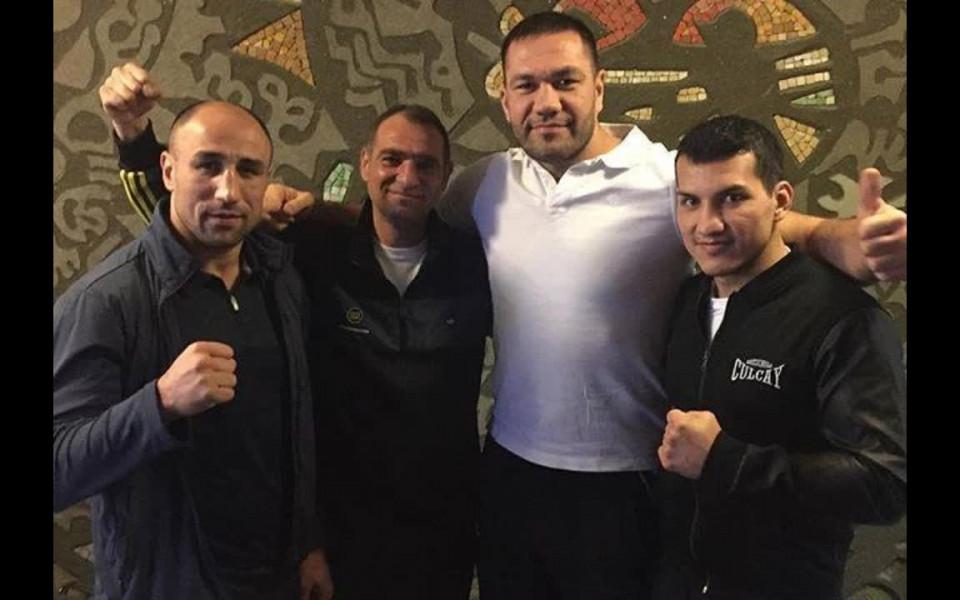 Серафим Тодоров - Сарафа за бокса преди и сега