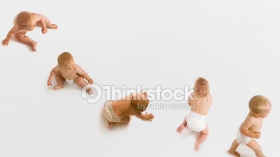 Бог или природата е създала хората според децата