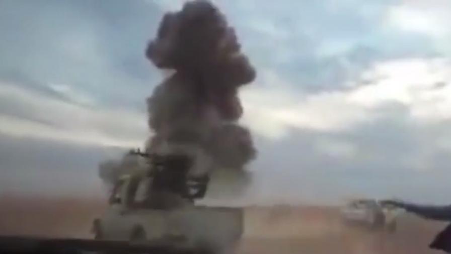 """""""Ислямска държава"""" настъпва в Либия"""