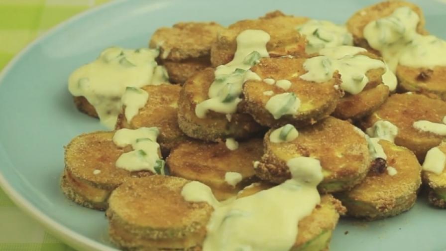 Лесно и вкусно: тиквени сандвичи с топено сирене