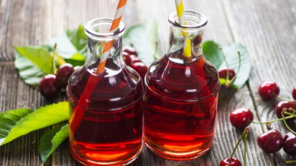 Срещу високо кръвно - сок от вишни