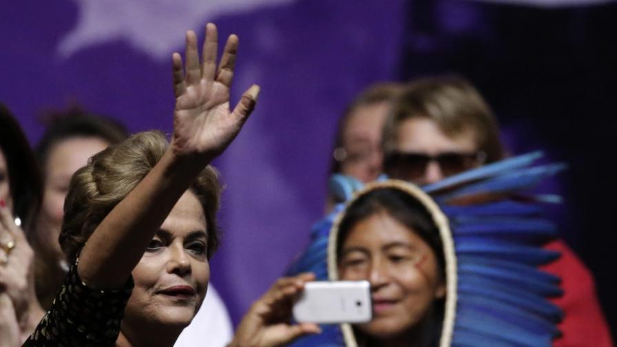 Дилма Русеф: Това е държавен преврат