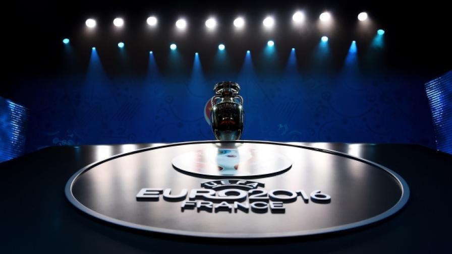Евро 2016: Пари и футбол