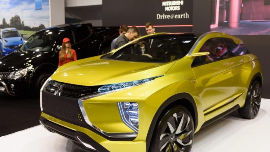 Какво се случва между Nissan и Mitsubishi