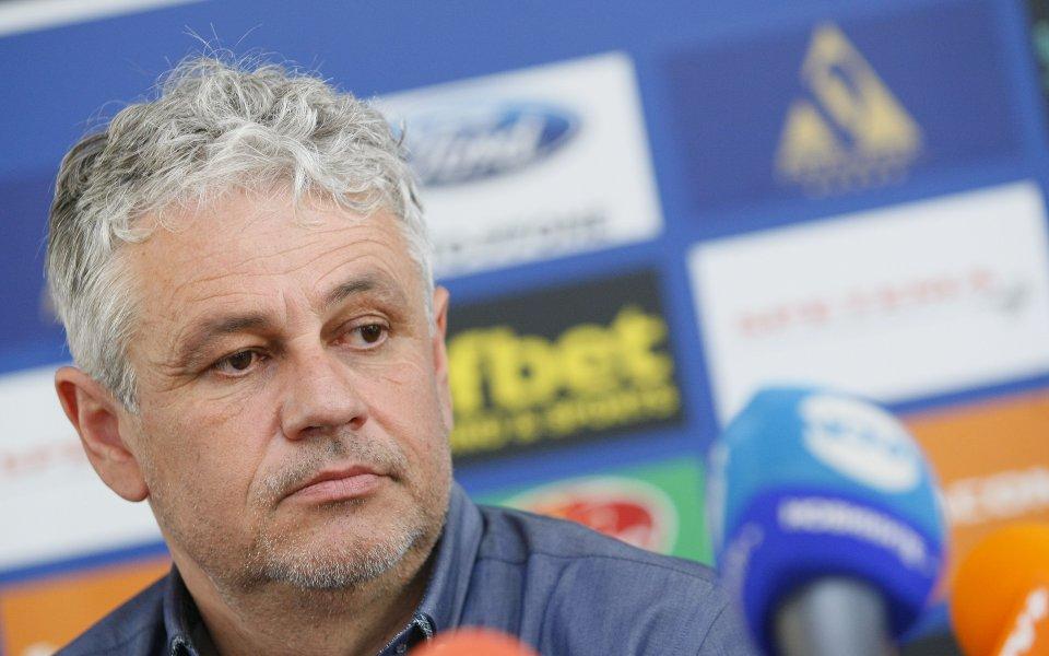 Стоев води Левски в мача срещу Пирин