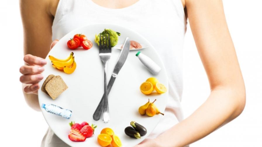 3 от най-големите митове за диетите