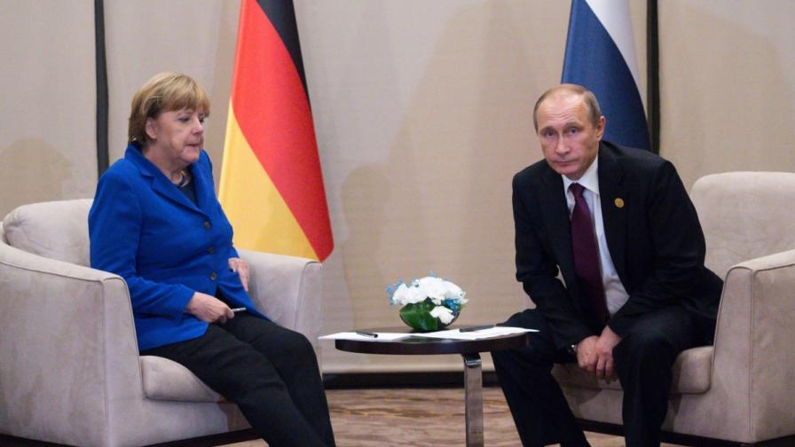 Русия срива Германия и Меркел с методите на КГБ