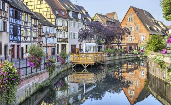 Невероятни европейски градове, за които сигурно не подозирате