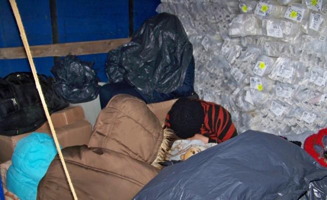 Нова акция срещу мигранти, държавата с мерки