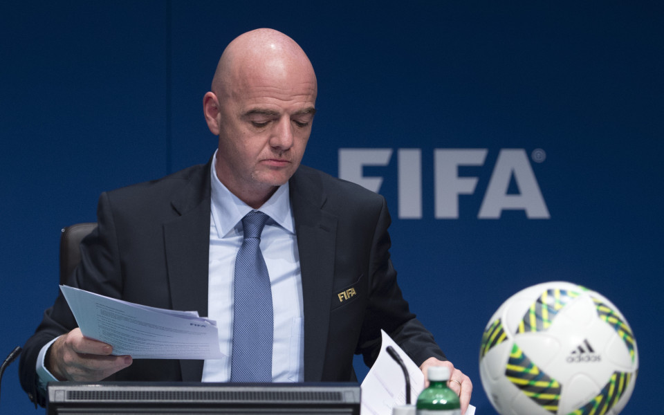 ФИФА решава във Флорида увеличаването на участниците на Мондиал 2022 в Катар