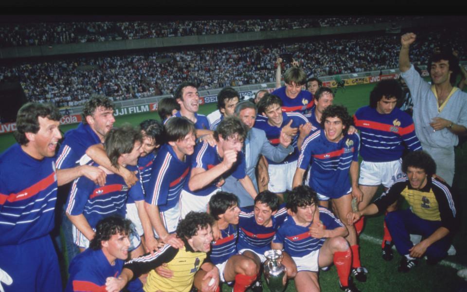 Почина легендарен треньор на Франция