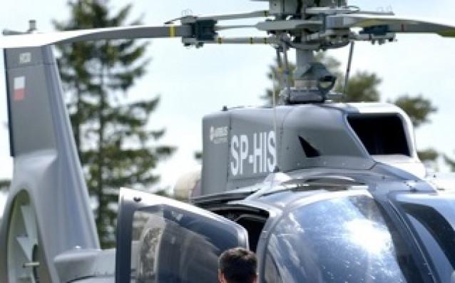 Хеликоптер<strong> източник: БГНЕС</strong>