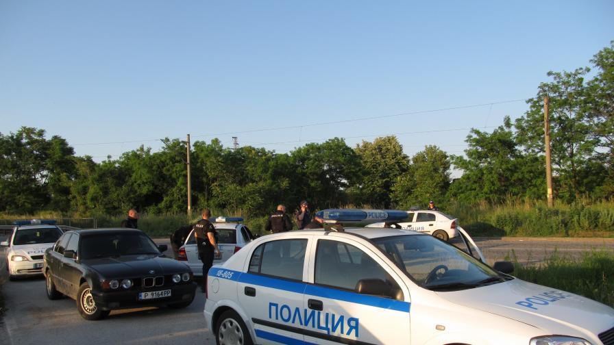 Мъж уби жена на пътя край Русе