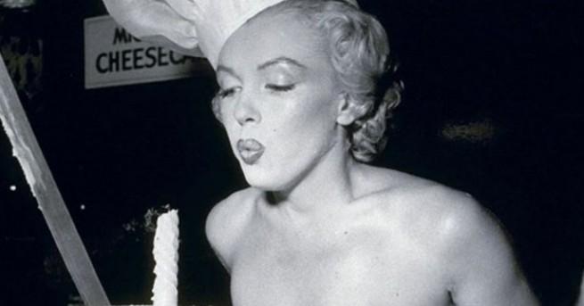 Снимка: 55 години без великата и единствена Мерилин Монро!