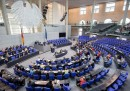 Заседание в Бундестага
