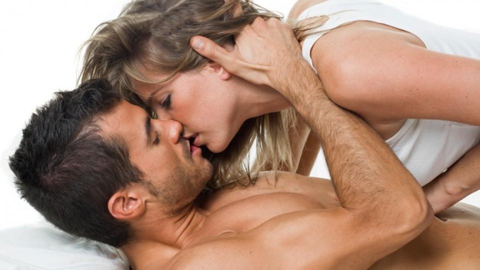Любимите секс пози на мъжете!